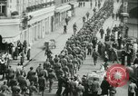 Image of Allied prisoners marched in Paris Paris France, 1944, second 13 stock footage video 65675021799