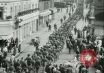 Image of Allied prisoners marched in Paris Paris France, 1944, second 14 stock footage video 65675021799