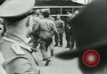 Image of Allied prisoners marched in Paris Paris France, 1944, second 24 stock footage video 65675021799