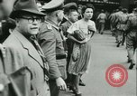 Image of Allied prisoners marched in Paris Paris France, 1944, second 27 stock footage video 65675021799