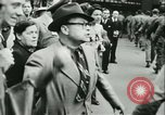 Image of Allied prisoners marched in Paris Paris France, 1944, second 28 stock footage video 65675021799