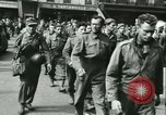 Image of Allied prisoners marched in Paris Paris France, 1944, second 32 stock footage video 65675021799