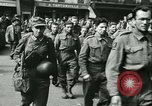 Image of Allied prisoners marched in Paris Paris France, 1944, second 33 stock footage video 65675021799
