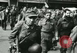Image of Allied prisoners marched in Paris Paris France, 1944, second 34 stock footage video 65675021799