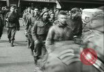 Image of Allied prisoners marched in Paris Paris France, 1944, second 35 stock footage video 65675021799