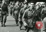 Image of Allied prisoners marched in Paris Paris France, 1944, second 37 stock footage video 65675021799