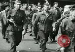 Image of Allied prisoners marched in Paris Paris France, 1944, second 38 stock footage video 65675021799
