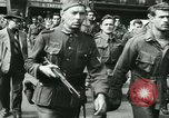 Image of Allied prisoners marched in Paris Paris France, 1944, second 39 stock footage video 65675021799