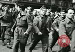 Image of Allied prisoners marched in Paris Paris France, 1944, second 43 stock footage video 65675021799
