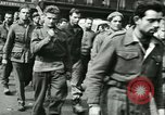 Image of Allied prisoners marched in Paris Paris France, 1944, second 44 stock footage video 65675021799