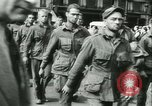 Image of Allied prisoners marched in Paris Paris France, 1944, second 47 stock footage video 65675021799
