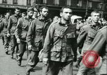 Image of Allied prisoners marched in Paris Paris France, 1944, second 49 stock footage video 65675021799