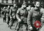Image of Allied prisoners marched in Paris Paris France, 1944, second 50 stock footage video 65675021799