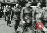 Image of Allied prisoners marched in Paris Paris France, 1944, second 51 stock footage video 65675021799