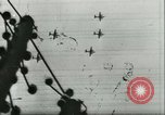 Image of Allied aircraft Caen France, 1944, second 33 stock footage video 65675021808