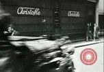 Image of German troops in Caen Caen France, 1944, second 27 stock footage video 65675021809