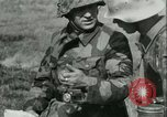 Image of German troops in Caen Caen France, 1944, second 55 stock footage video 65675021809