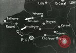 Image of Amiens war ruins Amiens France, 1940, second 7 stock footage video 65675021833