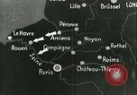Image of Amiens war ruins Amiens France, 1940, second 8 stock footage video 65675021833