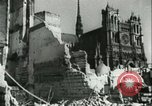 Image of Amiens war ruins Amiens France, 1940, second 14 stock footage video 65675021833