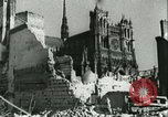 Image of Amiens war ruins Amiens France, 1940, second 16 stock footage video 65675021833