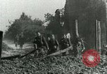 Image of Amiens war ruins Amiens France, 1940, second 43 stock footage video 65675021833