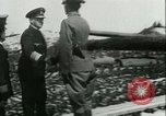 Image of German Coastal Defenses at English Channel Western Front, 1941, second 19 stock footage video 65675021852