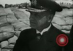 Image of German Coastal Defenses at English Channel Western Front, 1941, second 21 stock footage video 65675021852