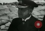 Image of German Coastal Defenses at English Channel Western Front, 1941, second 22 stock footage video 65675021852