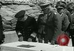 Image of German Coastal Defenses at English Channel Western Front, 1941, second 23 stock footage video 65675021852