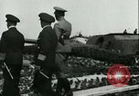 Image of German Coastal Defenses at English Channel Western Front, 1941, second 32 stock footage video 65675021852