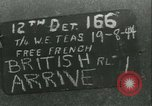 Image of French 2nd Armored Division Alencon France, 1944, second 7 stock footage video 65675021856