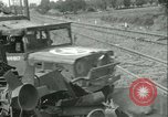 Image of French 2nd Armored Division Alencon France, 1944, second 21 stock footage video 65675021856