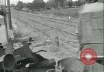 Image of French 2nd Armored Division Alencon France, 1944, second 24 stock footage video 65675021856