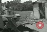 Image of French 2nd Armored Division Alencon France, 1944, second 27 stock footage video 65675021856