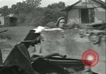 Image of French 2nd Armored Division Alencon France, 1944, second 29 stock footage video 65675021856
