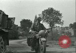 Image of French 2nd Armored Division Alencon France, 1944, second 34 stock footage video 65675021856