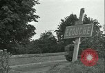 Image of French 2nd Armored Division Alencon France, 1944, second 43 stock footage video 65675021856