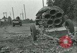 Image of French 2nd Armored Division Alencon France, 1944, second 56 stock footage video 65675021856