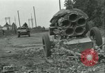 Image of French 2nd Armored Division Alencon France, 1944, second 57 stock footage video 65675021856
