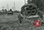Image of French 2nd Armored Division Alencon France, 1944, second 58 stock footage video 65675021856