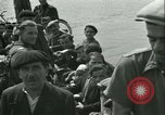 Image of Ferry boats France, 1944, second 12 stock footage video 65675021857