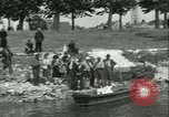 Image of Ferry boats France, 1944, second 21 stock footage video 65675021857