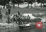 Image of Ferry boats France, 1944, second 22 stock footage video 65675021857