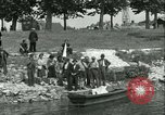 Image of Ferry boats France, 1944, second 23 stock footage video 65675021857