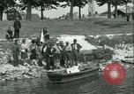 Image of Ferry boats France, 1944, second 25 stock footage video 65675021857