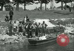 Image of Ferry boats France, 1944, second 26 stock footage video 65675021857