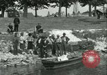 Image of Ferry boats France, 1944, second 27 stock footage video 65675021857