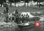 Image of Ferry boats France, 1944, second 28 stock footage video 65675021857