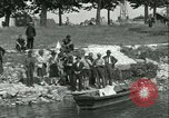 Image of Ferry boats France, 1944, second 29 stock footage video 65675021857